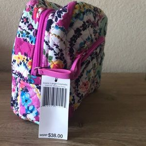6aed1aa64c8a Vera Bradley Bags - Vera Bradley Iconic Large Cosmetic Case